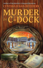 Murder on C-Dock cover